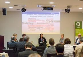 Dyskusja o rolnictwie i bezpieczeństwie żywności na EXPO 2015