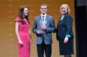 Polski student laureatem prestiżowego konkursu Alltech
