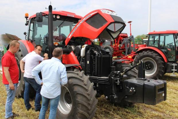 Zetor Polska sprzedał ponad 34 tys. ciągników