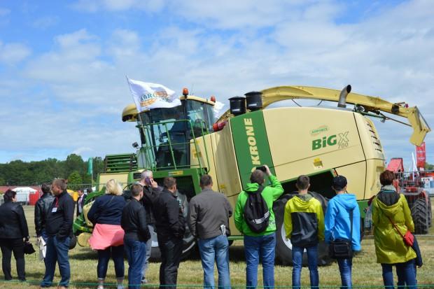 Zielone Agro Show i Polskie Zboża 2105 – trzy wystawy w jednym miejscu
