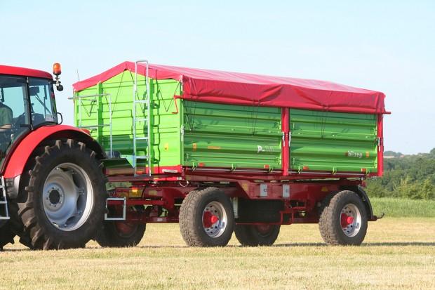 Przyczepy o ładowności 14 ton - co wybrać?