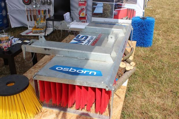 Osborn Broomate – alternatywa dla zamiaterek obrotowych
