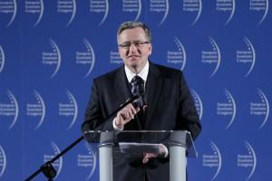 Komorowski: polska żywność z sukcesem konkuruje z zagraniczną