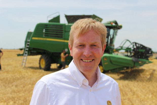 John Deere: mocny akcent na FarmSight