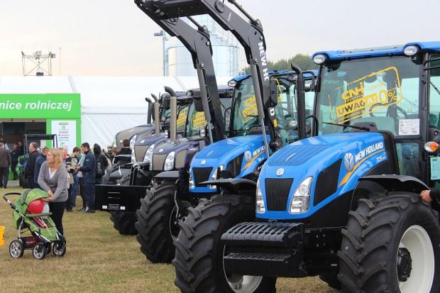 New Holland, John Deere i Zetor - najchętniej wybierane ciągniki w czerwcu