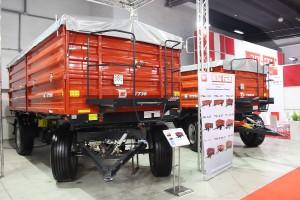 Od 10 do 12 ton ładowności – przyczepy najczęściej rejestrowane w czerwcu