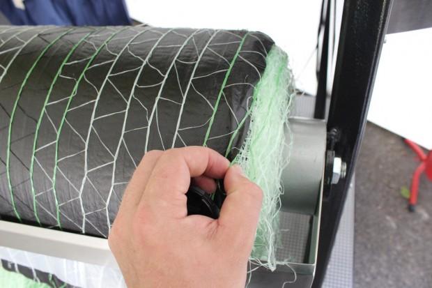 John Deere B-Wrap - bele zabezpieczone przed wilgocią