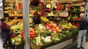 Ceny warzyw na rynkach hurtowych