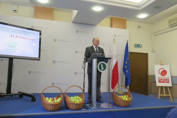 Nadal rośnie eksport polskiej żywności
