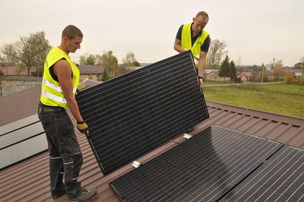 PROW: instalacje fotowoltaiczne i solarne w ponad 130 gospodarstwach