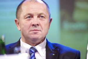 Sawicki apeluje do Putina, by nie niszczył żywności, bo to ciężki grzech