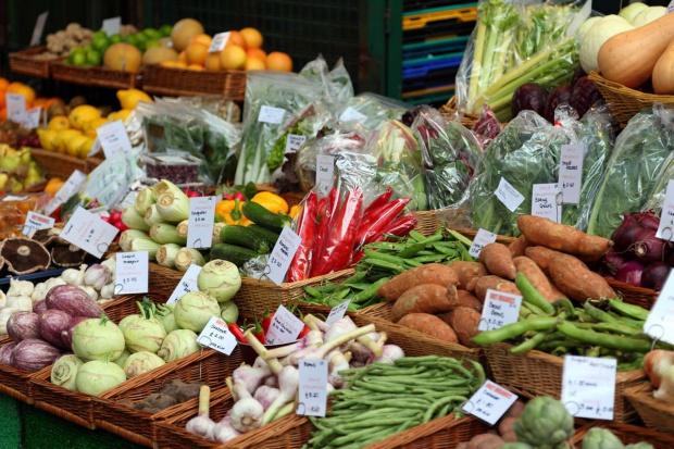 Przez suszę ceny żywności będą rosły