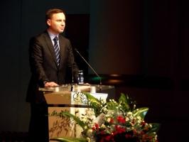 Prezydent: będę orędownikiem polskiej wsi