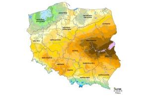 IUNG PIB, Raport 9: Susza ogłoszona we wszystkich województwach