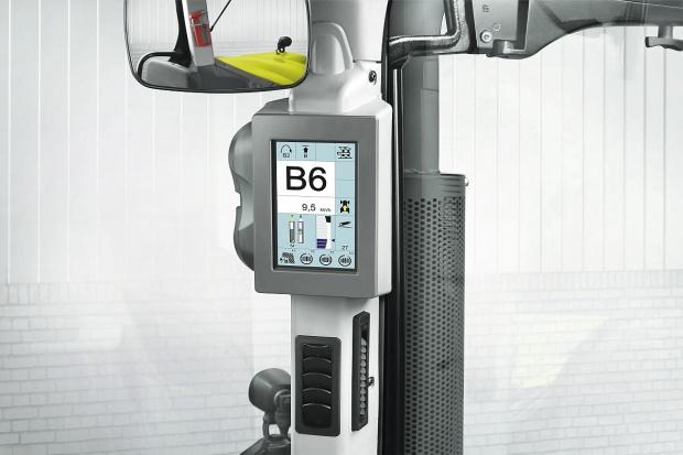 Claas: opcjonalny monitor w ciągnikach CIS już dostępny