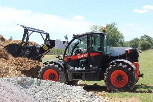 Więcej ładowarek Bobcat dla rolnictwa