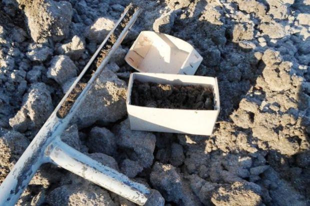Koszt badania próbki gleby