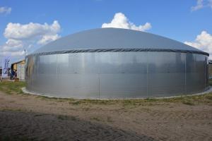 Własna energia z gnojowicy