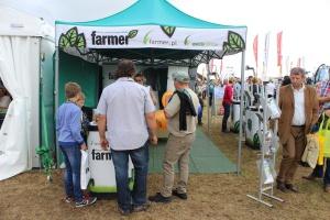 """Odwiedź stoisko """"Farmera"""" na Agro Show i wygraj tablet"""