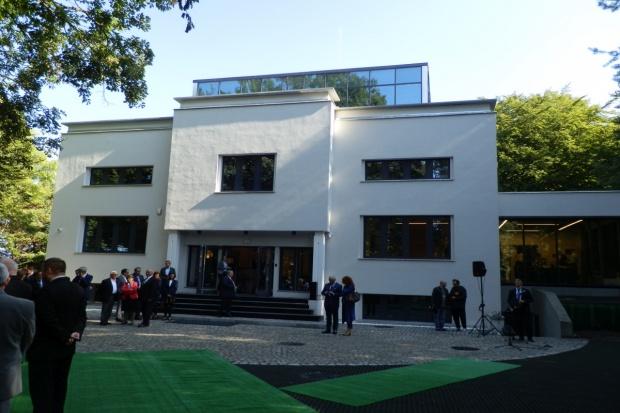 Inauguracja Centrum Współpracy Międzynarodowej w Grodnie