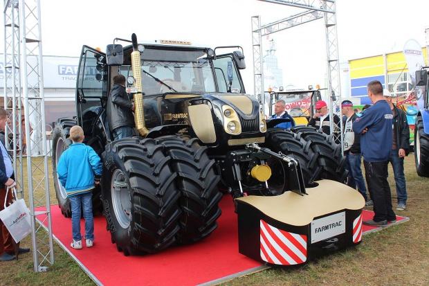 Farmtrac Vip Edition: ciekawy design w polskim ciągniku
