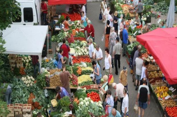 GUS: w 2015 r. będzie mniej ziemniaków, zbóż, warzyw i owoców