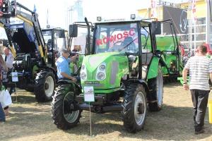Farmtrac MIE.TEc -  nowa linia ciągników do warzywnictwa
