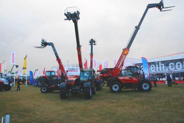 Ładowarki teleskopowe Farmlift od Case IH