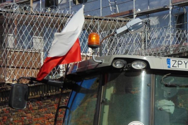 Minister Sawicki ręczy za zatrzymanych w Pyrzycach