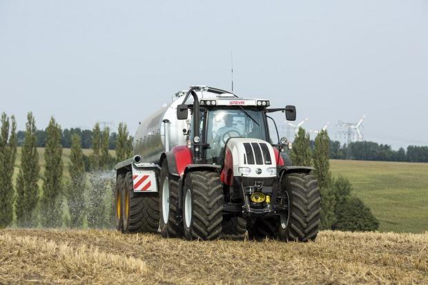 Nowy Steyr CVT - zmiany nie tylko w silnikach