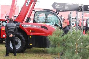 Nowe ładowarki Case IH Farmlift