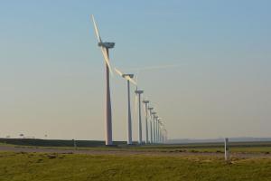 Powstała farma wiatrowa o mocy prawie 17 MW