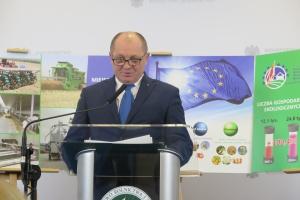 Minister Sawicki podsumowuje i planuje