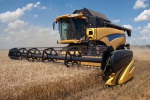 Najwięksi producenci zbóż w UE w 2013 r.