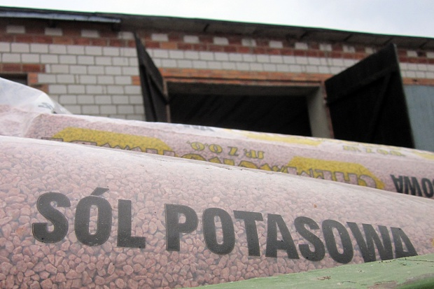 Oszczędna gospodarka fosforem i potasem