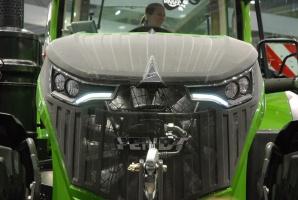 Nowości ciągnikowe prosto z targów Agritechnica 2015