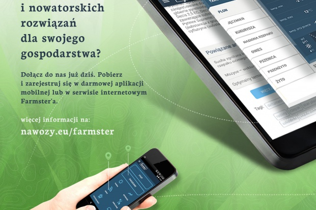 Farmster – narzędzie nowoczesnego rolnika