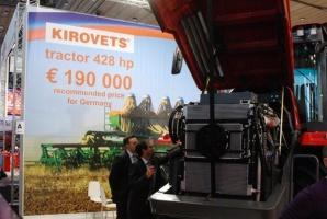 428-konny ciągnik za 190 tys. euro?