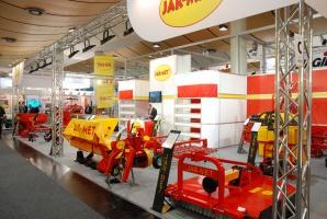 Debiut polskiej firmy Jar-Met z Węgrowa na Agritechnice