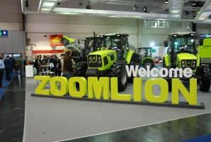 Zoomlion – dalekowschodnie ciągniki na Agritechnice
