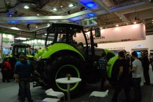 Zoomlion – dalekowschodnie smaki z Agritechniki