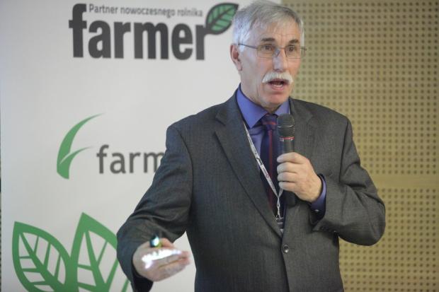 Prof. Grzebisz: Stymulacja wzrostu korzenia w warunkach stresowych