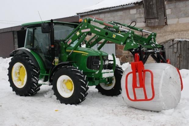 Jak uruchomić ciągnik zimą - kilka przydatnych dodatków