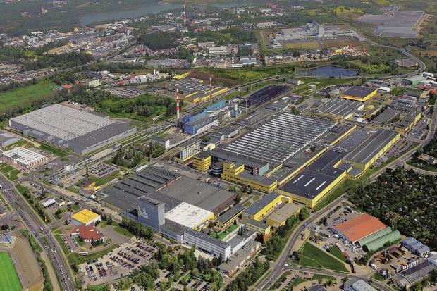 Michelin w Olsztynie produkuje opony od 20 lat