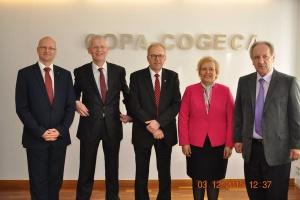 Priorytety nowego przewodniczącego Cogeca