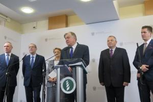 Minister Jurgiel dokonał oceny sytuacji zastanej w rolnictwie