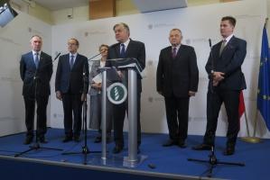 Jurgiel: Główne zadania to wyrównanie konkurencji i stabilizacja na rynkach rolnych