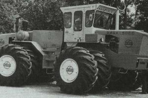 Maszyny rolnicze naszych bratanków