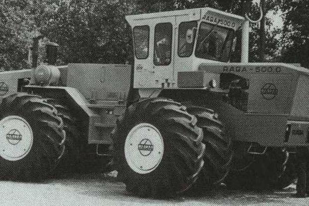 Przegląd maszyn rolniczych z minionej epoki – Blok Wschodni - Węgry