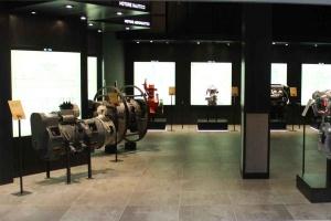 SDF otwiera nową część muzeum poświęconą silnikom Same